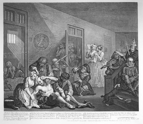 bedlam-william-hogarth